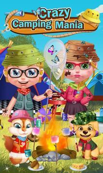 Crazy Camping! Messy Sibling! apk screenshot