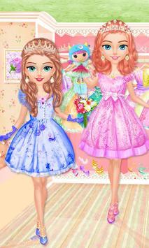 My Cinderella Fairy Tea Party screenshot 2