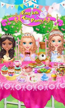 My Cinderella Fairy Tea Party screenshot 3