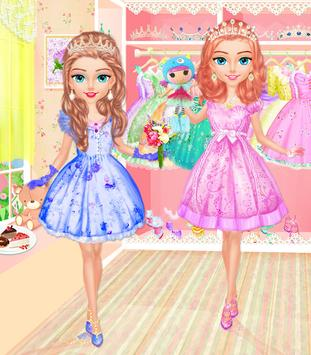 My Cinderella Fairy Tea Party screenshot 7