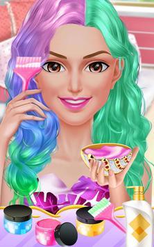 Hair Fashion Summer Girl Salon screenshot 4