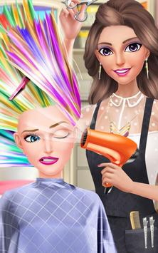 Hair Fashion Summer Girl Salon screenshot 8