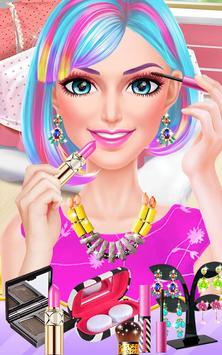 Hair Fashion Summer Girl Salon screenshot 13