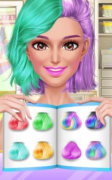 Hair Fashion Summer Girl Salon screenshot 1