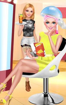 Hair Fashion Summer Girl Salon screenshot 2