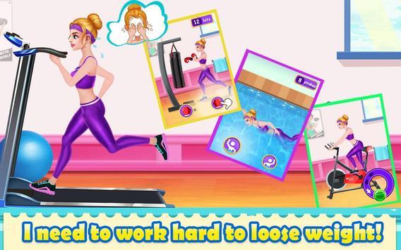 Fitness Girl - My Gym Diary screenshot 4