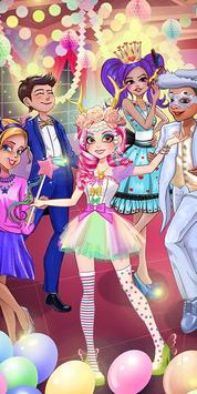 Princess Monster Costume Party poster