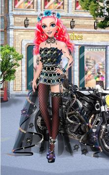 Punk Princess - Tattoo Design apk screenshot