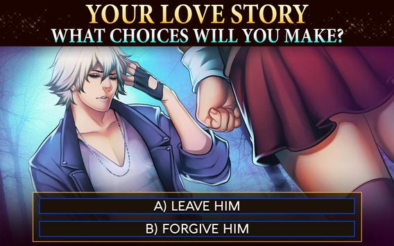 Is-it Love? Drogo - Vampire apk स्क्रीनशॉट