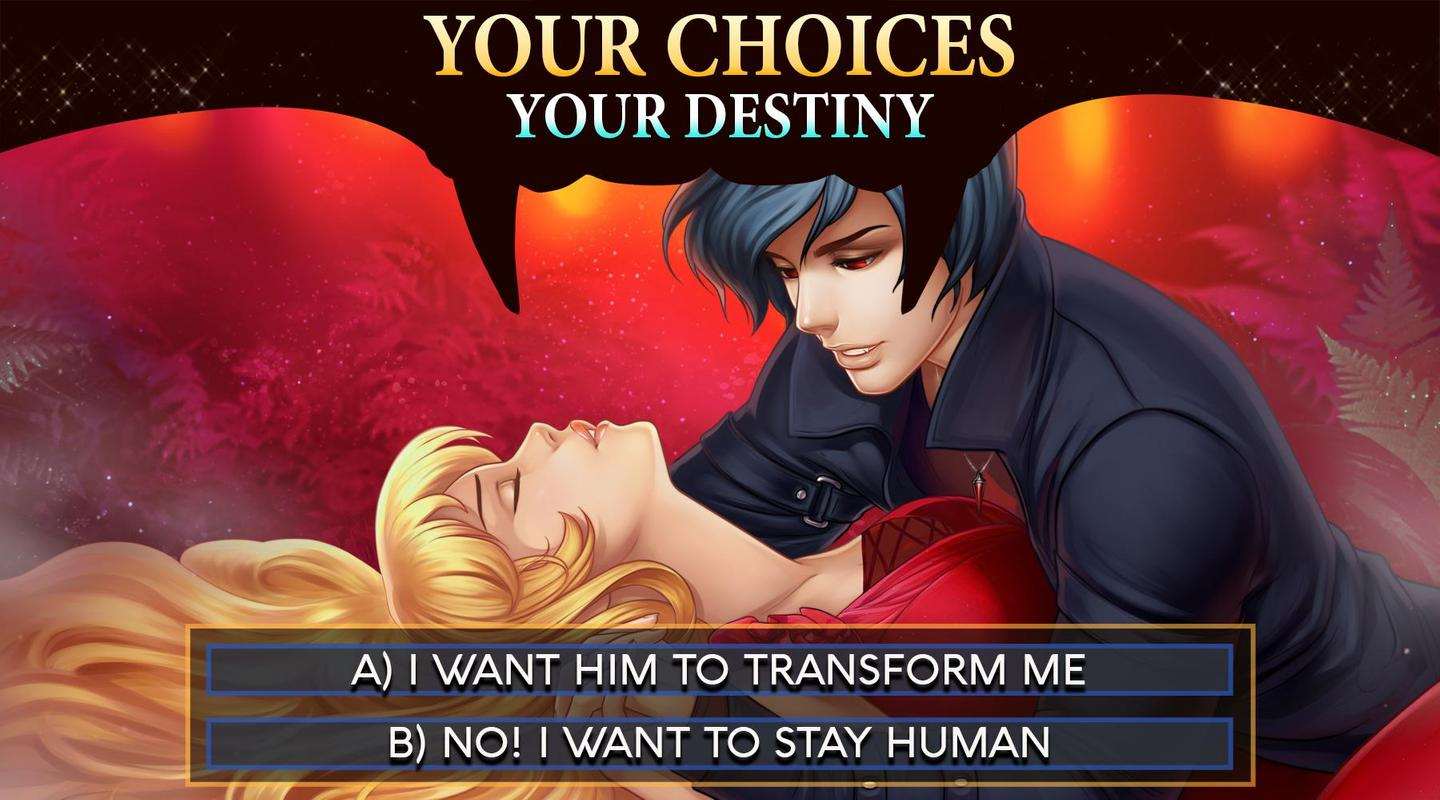 Is It Love Peter Episode Vampire For Android Apk Download