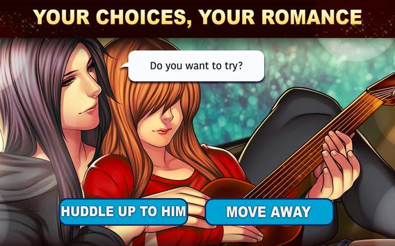 Is-it Love? Colin: Choose your story - Love & Rock Cartaz