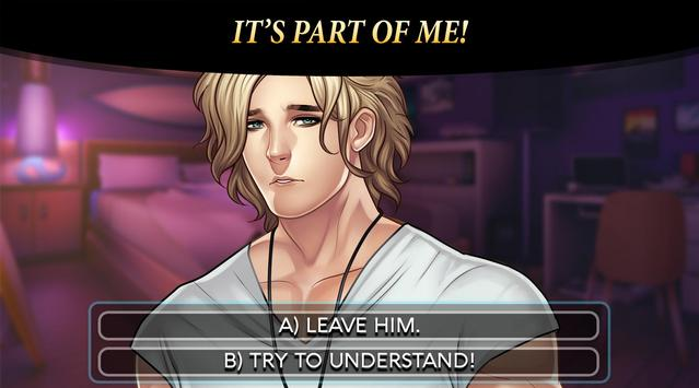 Is it Love? - Adam - Story with Choices screenshot 3