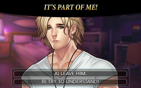 Is it Love? - Adam - Story with Choices screenshot 16