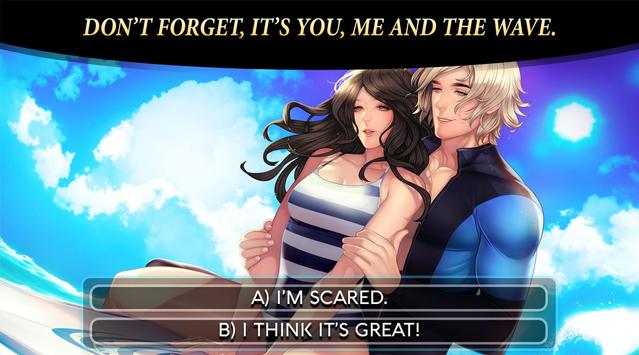 Is it Love? - Adam - Story with Choices screenshot 2