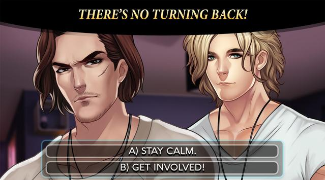 Is it Love? - Adam - Story with Choices screenshot 4