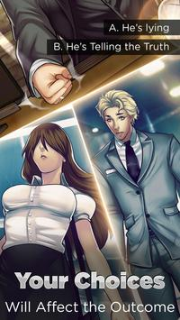 Otome: Is-it Love? Gabriel – Interactive Story screenshot 3