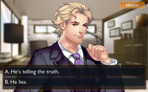 Otome: Is-it Love? Gabriel – Interactive Story screenshot 13