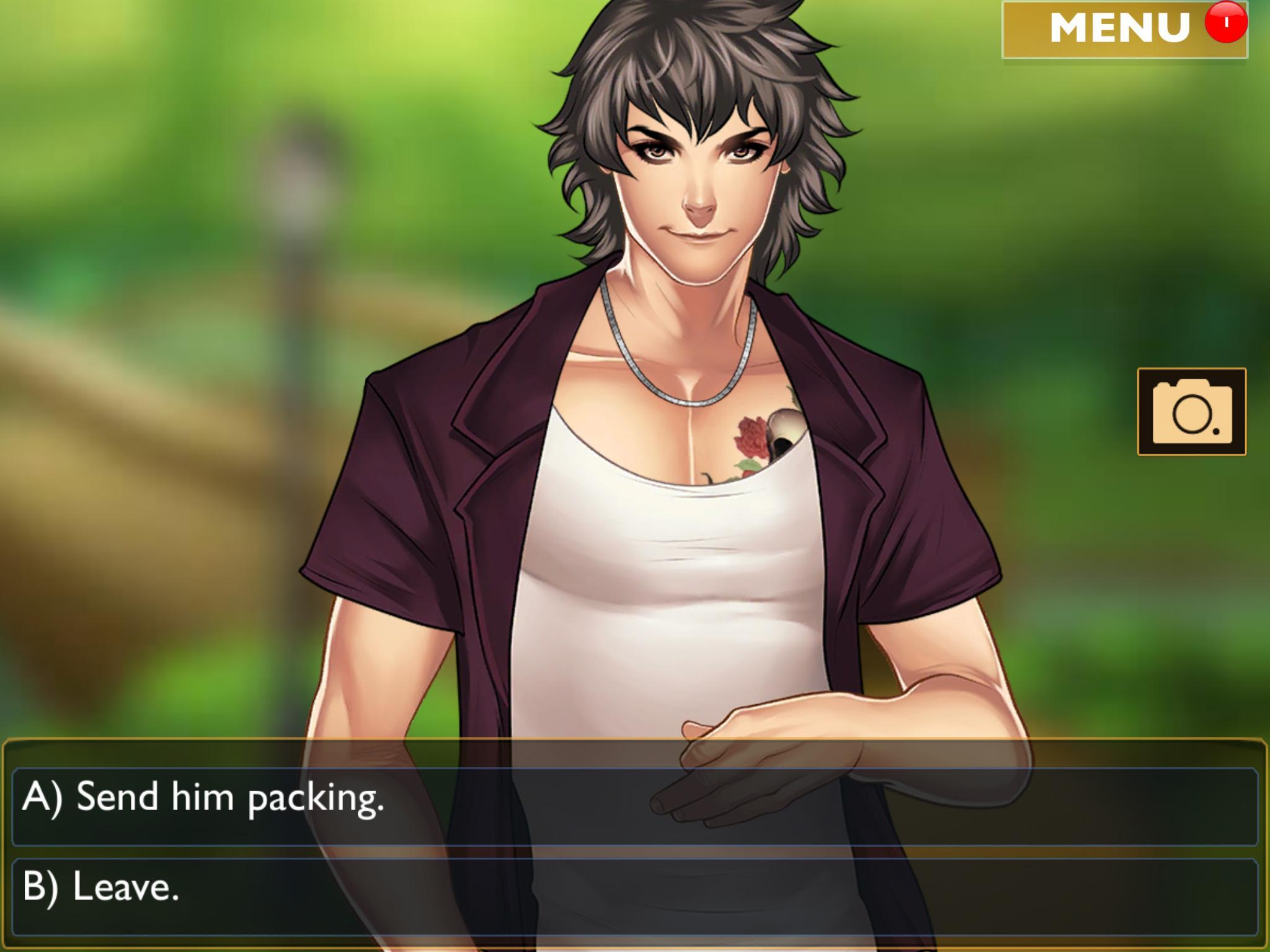 Permainan android Is-it Love? Matt - Dating Sim