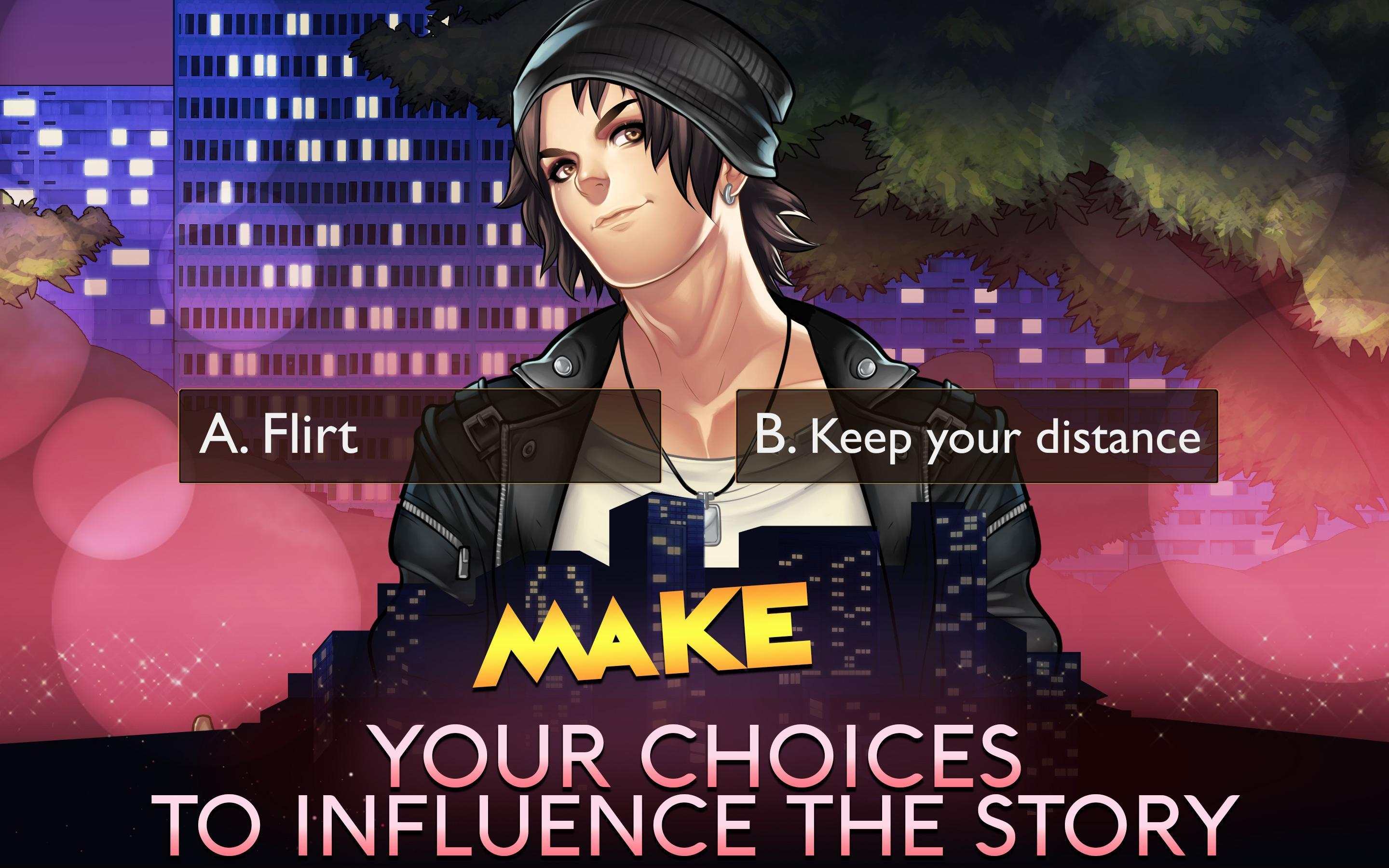 Download game gratis terbaru Is-it Love? Matt - Dating Sim