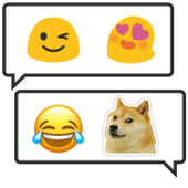 Universal Chat Stickers icon