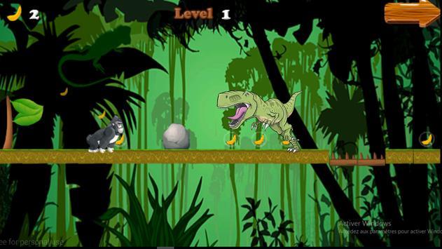 Jungle king adventure apk screenshot
