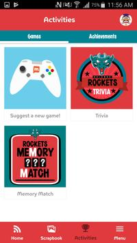 Club Rockets screenshot 2
