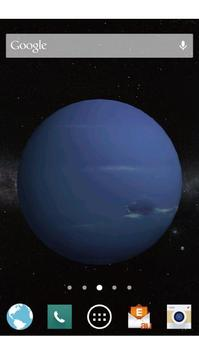 Neptune&PlutoLiveWallpaperFree screenshot 4
