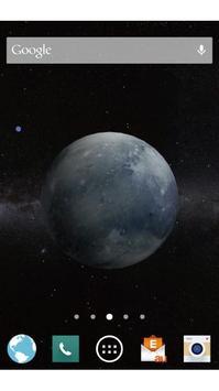 Neptune&PlutoLiveWallpaperFree screenshot 5