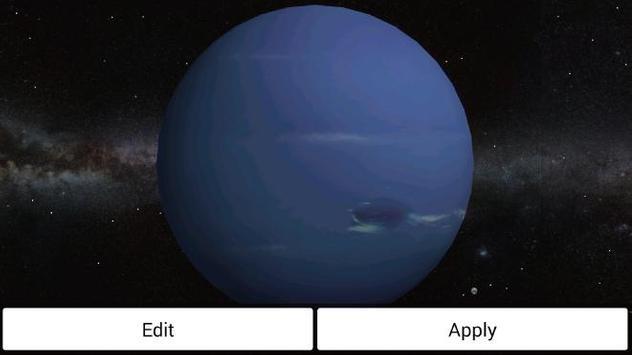 Neptune&PlutoLiveWallpaperFree screenshot 2