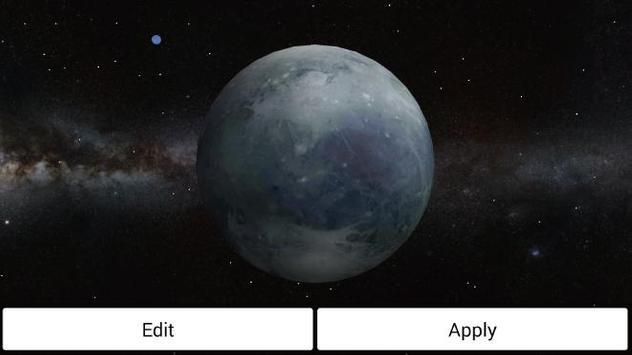Neptune&PlutoLiveWallpaperFree screenshot 3
