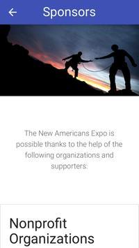 New Americans Expo screenshot 2