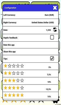Calculator Currency2 rates exchange screenshot 17