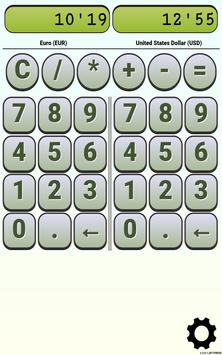 Calculator Currency2 rates exchange screenshot 15