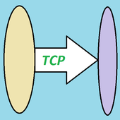 TCP - Basic server and client icon