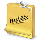 Desktop Notes icon