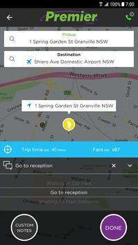 Premier Cabs screenshot 2