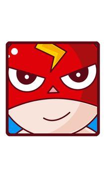 Jogos de Super Heróis screenshot 3