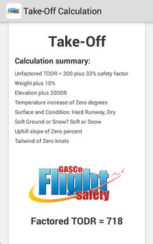 GASCo Performance Calculator apk screenshot