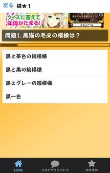 猫猫クイズアプリ apk screenshot