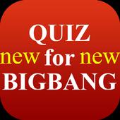 クイズforBIGBANG~韓国のパーフェクトヒゥーマン~ icon