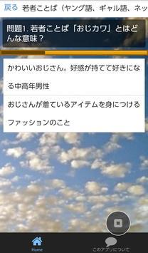 若者ことば(ヤング語、ギャル語、流行語、ネット語)④ screenshot 1