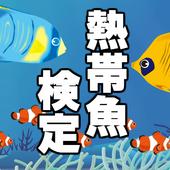 熱帯魚検定~魚釣り×水槽管理×育成×水草×魚 図鑑~ icon