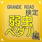 GRANDE ROAD検定「弱虫ペダル編」 icon