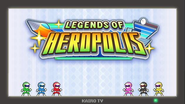 Legends of Heropolis screenshot 9