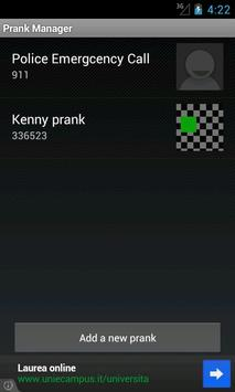 Prank Caller screenshot 2