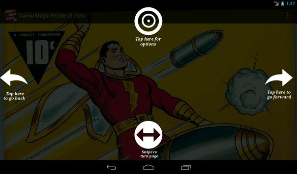 Comic Magic Reader apk screenshot