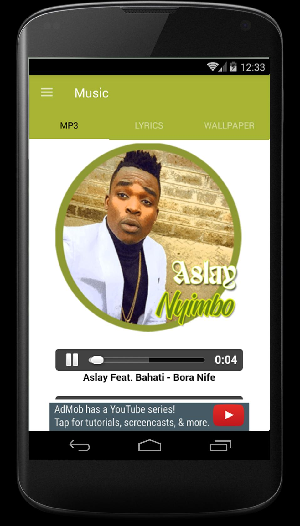 Aslay ft Bahati - Bora Nife for Android - APK Download