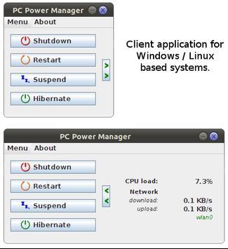 PC Power Manager apk screenshot