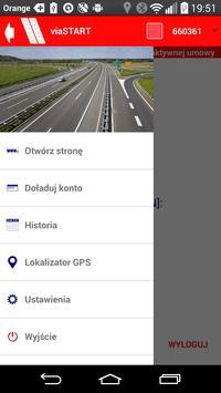 viaSTART apk screenshot