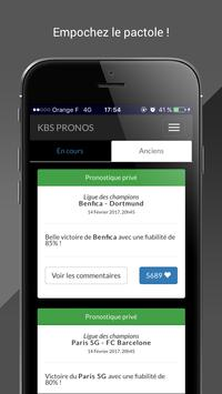 KBS PRONOS apk screenshot